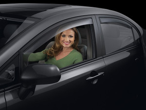 Weathertech Side Window Deflectors for 2012-2015 Toyota Prius Plug-in