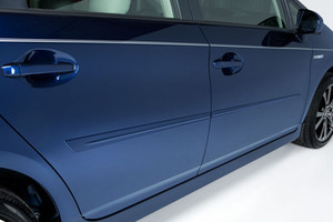 Body Side Moldings for 2010-2015 Toyota Prius - OEM