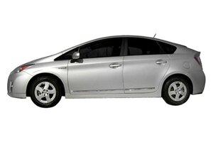 Toyota Prius Chrome Lower Body Side Molding 2010-2015