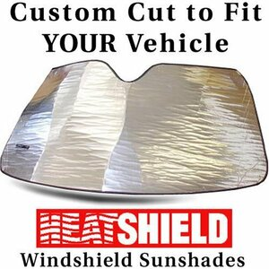 Sunshade HeatShield for Toyota Prius Prime - Rear