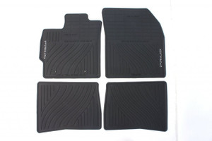 All Weather Floor Mats for 2010-2011 Toyota Prius - OEM