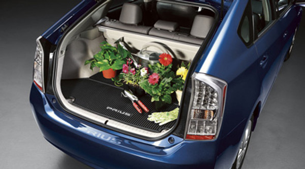 All-Weather Cargo Mat for 2010-2015 Toyota Prius - OEM