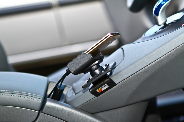 ProClip Angled Mount for 2010-2015 Toyota Prius
