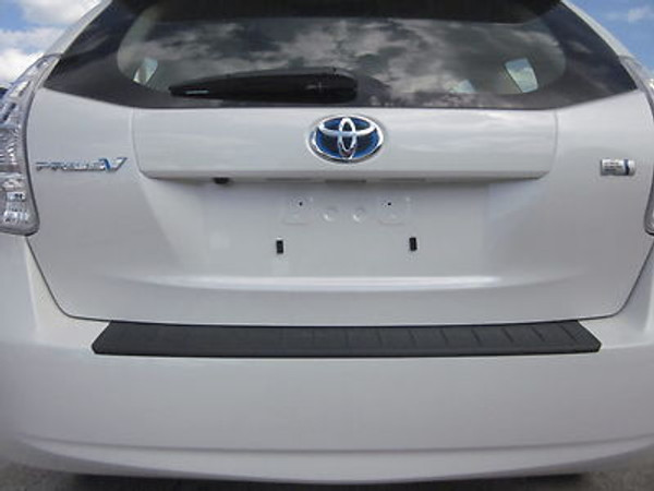 Rear Bumper Protector for 2012-2017 Toyota Prius v