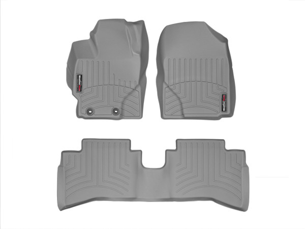 WeatherTech FloorLiner DigitalFit Mats for 2012-2018 Toyota Prius c