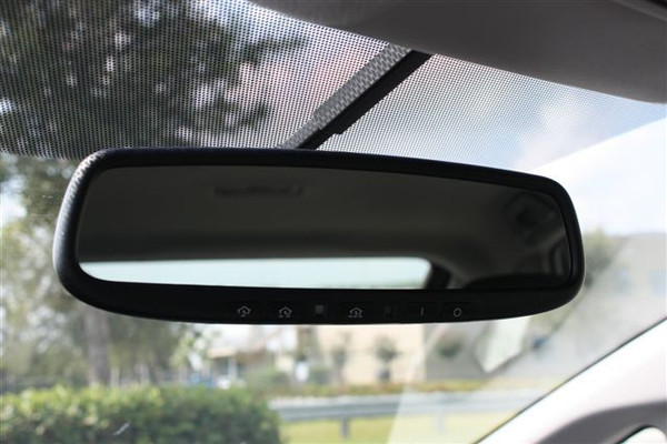 Auto-Dimming Mirror with Homelink for 2010-2015 Toyota Prius - OEM