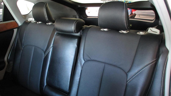 Clazzio Leather Seat Covers for 2012-2015 Toyota Prius Plug-in