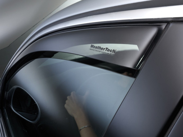 Weathertech Side Window Deflectors for 2012-2017 Toyota Prius v