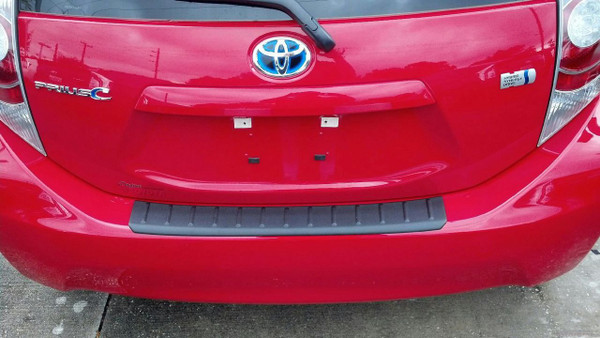 Rear Bumper Protector for 2012-2017 Toyota Prius c - OEM