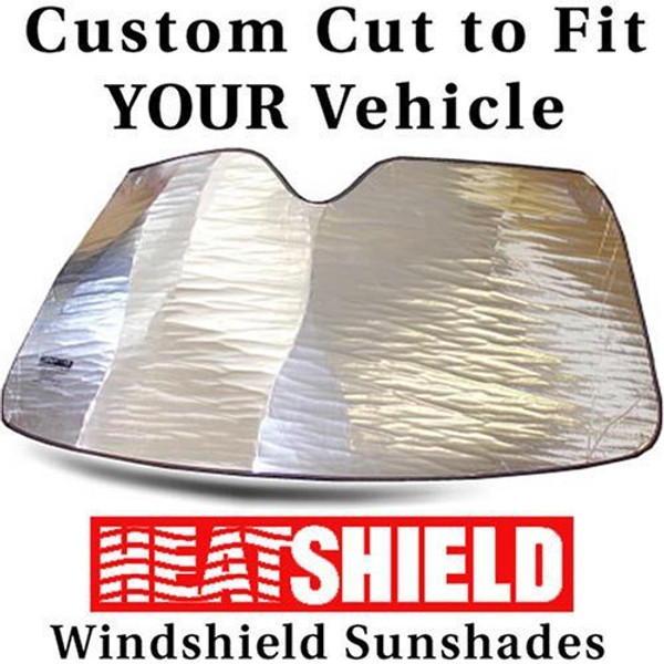 Sunshade HeatShield for 2004-2009 Toyota Prius - Front Side Windows