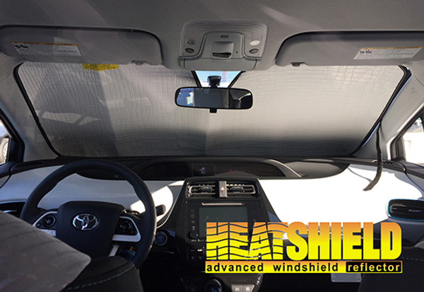 Sunshade HeatShield for 2016-2019 Toyota Prius - Front