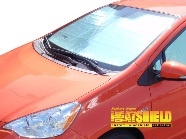 Sunshade HeatShield for 2012-2018 Toyota Prius c - Rear