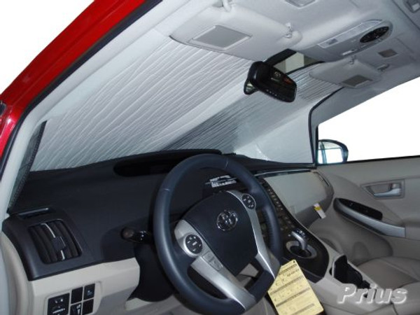 Sunshade HeatShield for 2012-2015 Toyota Prius Plug-in - Front