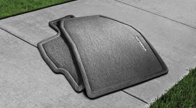 Carpeted Floor Mats For 2012 2015 Toyota Prius Oem Priuschat Shop