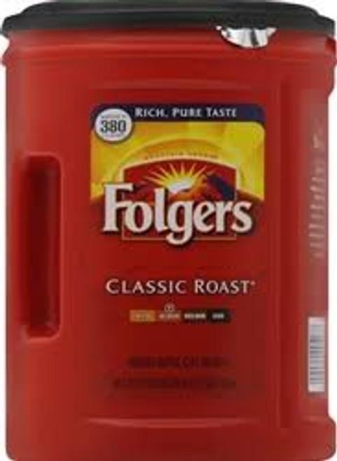 The Folger Coffee Company   SMU 0529