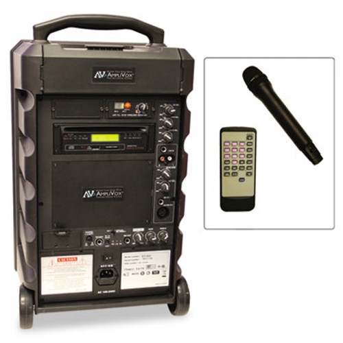 APLSW800 | AMPLIVOX PORTABLE SOUND SYS