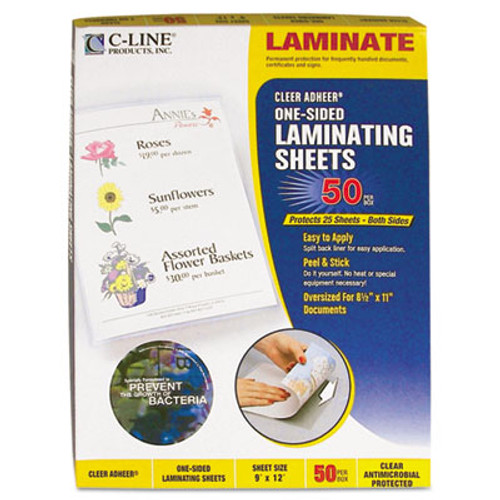 CLI65009   C-LINE PRODUCTS, INC