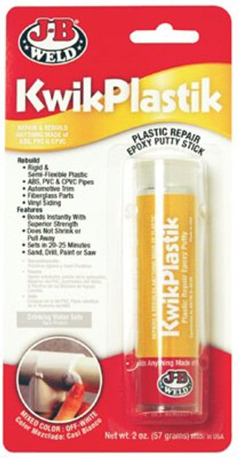 803-8237 | J-B Weld KwikPlastik Epoxy Putty