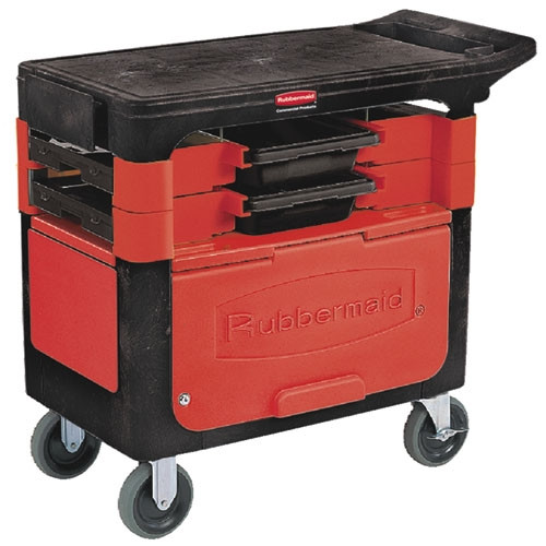 Rubbermaid Commercial Products | RCP 6180-88 BLA