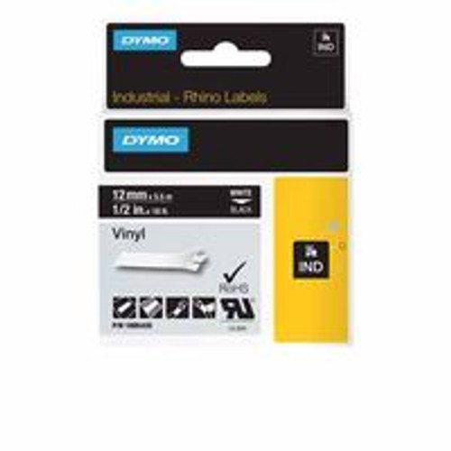 "784-18445 | DYMO/RHINO 3/4"" Labels"
