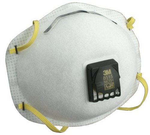 142-8515 | 3M Personal Safety Division N95 Particulate Respirators