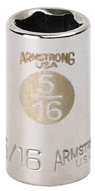 "069-10-116 | Armstrong Tools 1/4"" Dr. Standard Sockets"