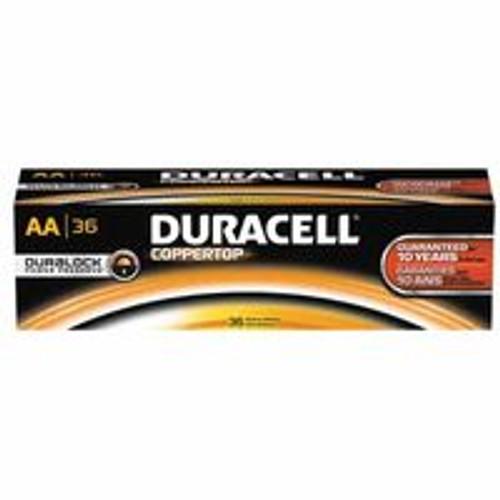 243-MN15P36 | CopperTop Alkaline Batteries with DuraLock Power Preserve Technology