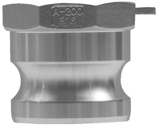 238-G500-A-AL | Dixon Valve Global Type A Adapters