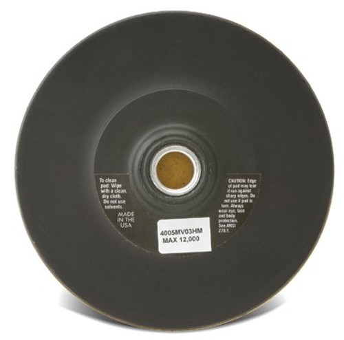 421-49537 | CGW Abrasives Hook and Loop Backing Pads