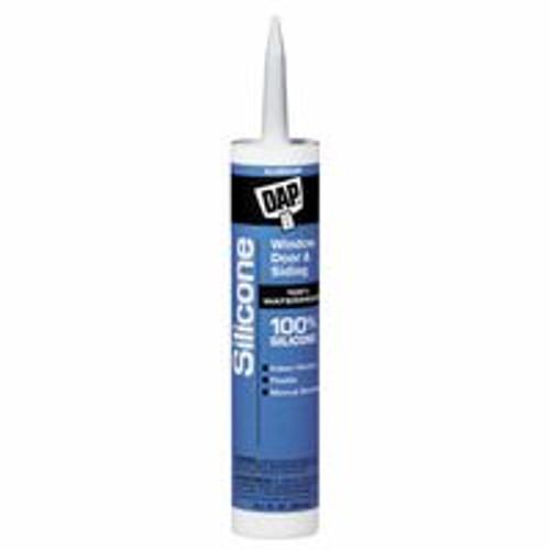 802-08643 | DAP All-Purpose 100% Silicone Rubber Sealants