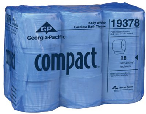 603-19378 | Georgia-Pacific Compact Coreless High Capacity Bathroom Tissue