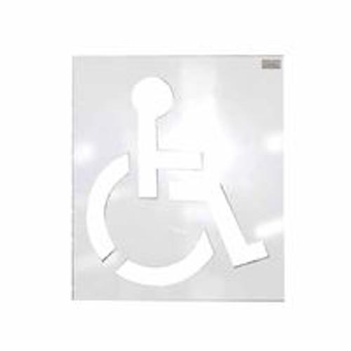 337-70343 | C.H. Hanson Handicap Symbol Stencils