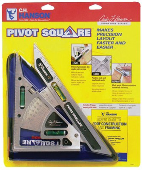 337-03060 | C.H. Hanson Pivot Squares