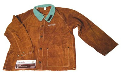 101-965-XL | Anchor Brand Split Cowhide Leather Jackets