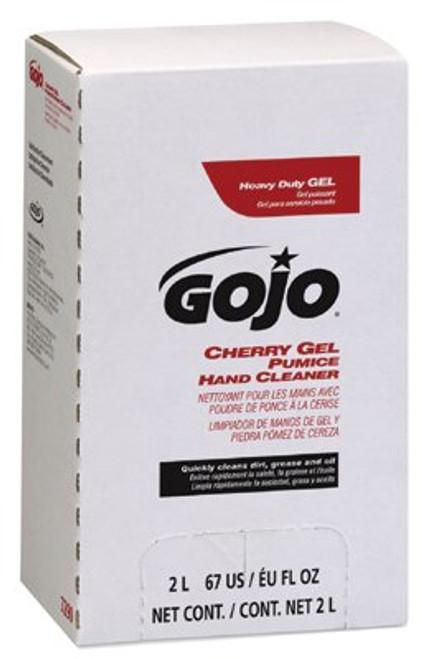315-7290-04 | Gojo Cherry Gel Pumice Hand Cleaners