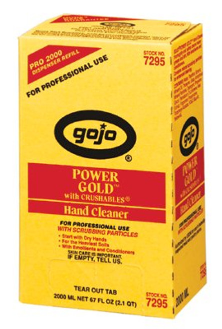 315-7295-04 | Gojo POWER GOLD Hand Cleaners
