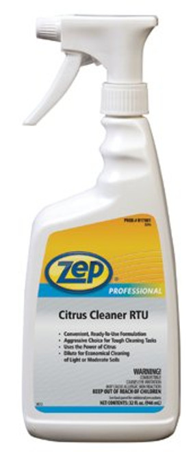 019-R17801 | Zep Professional Citrus Cleaner RTU