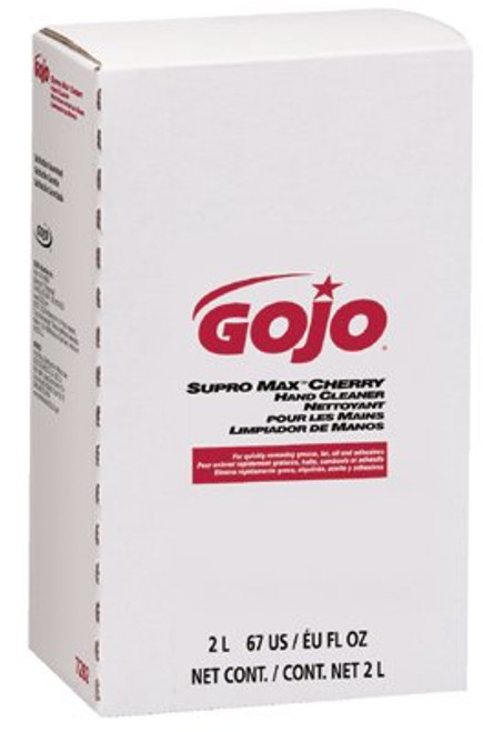 315-7282-04 | Gojo SUPRO MAX Cherry Hand Cleaners