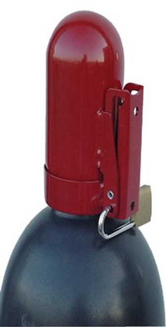 262-95137 | Brady Snap Cap Gas Cylinder Lockouts