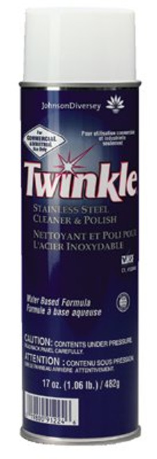 395-91224 | Diversey Twinkle Stainless Steel Cleaner & Polish