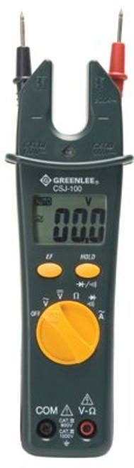 332-CSJ-100 | Greenlee Open Jaw Clamp Meters