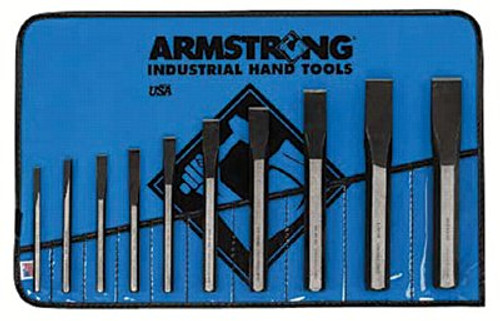 069-70-563 | Armstrong Tools 10 Piece Cold Chisel Sets