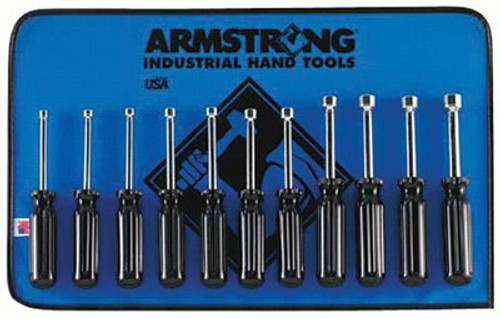 069-66-848 | 11-Piece Metric Nut Driver Sets