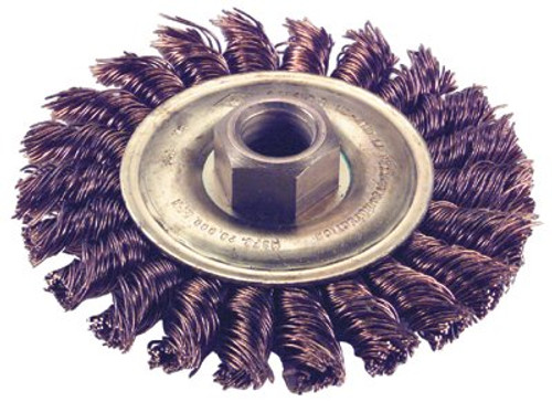 065-WB-60KT | Ampco Safety Tools Knot Wire Wheel Brushes