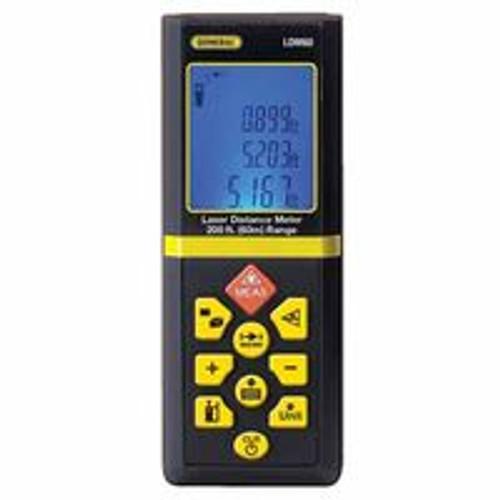 318-LDM60 | General Tools LDM60 Laser Distance Meters