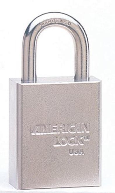 045-A7261KD | American Lock Steel Padlocks (Square Body w/Tubular Cylinder)