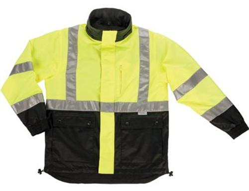 150-24286 | Ergodyne GloWear 8360 Class 3 Work Jackets
