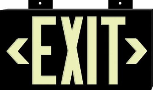 262-90885 | Brady Glo Exit Signs