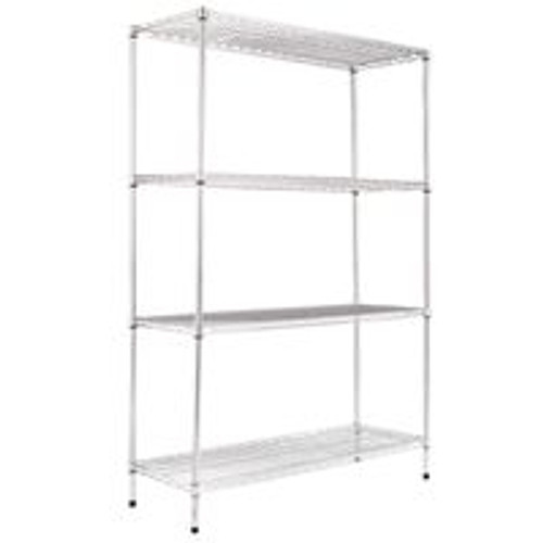 789-SW504818SR | Alera Wirestart Shelving