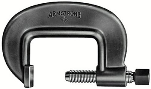 069-78-050 | Armstrong Tools Heavy Duty Pattern C-Clamps